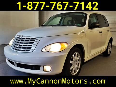 2007 Chrysler PT Cruiser for sale at Cannon Motors in Silverdale PA