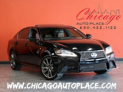 2015 Lexus GS 350 for sale at Chicago Auto Place in Bensenville IL