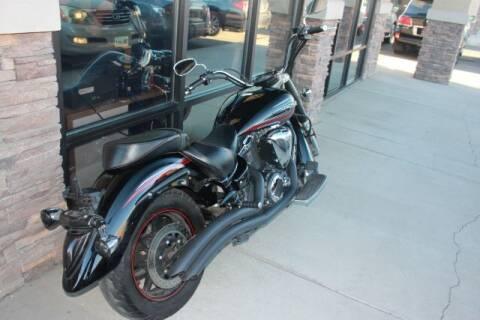 2013 Yamaha XVS1300AC for sale at REVOLUTIONARY AUTO in Lindon UT