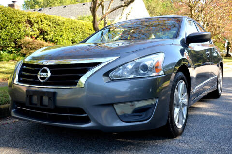 2014 Nissan Altima for sale at Wheel Deal Auto Sales LLC in Norfolk VA