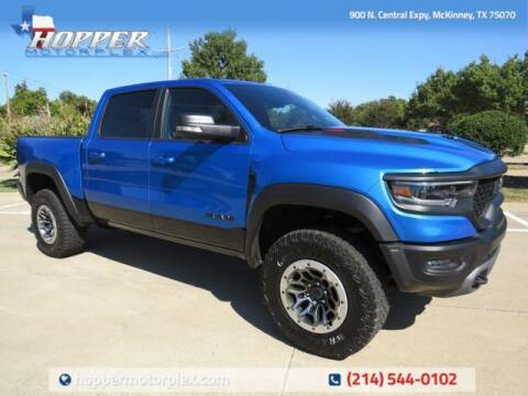 2021 RAM Ram Pickup 1500 for sale at HOPPER MOTORPLEX in Mckinney TX