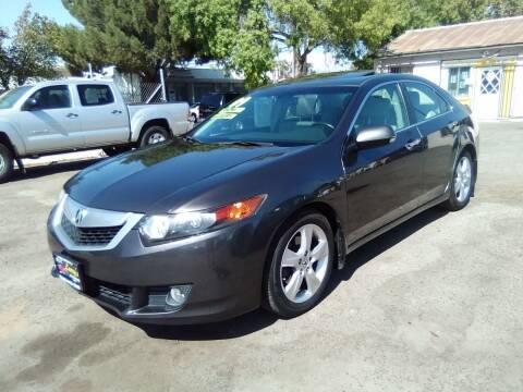 2009 Acura TSX for sale at Larry's Auto Sales Inc. in Fresno CA