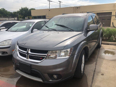 2013 Dodge Journey for sale at Auto Access in Irving TX