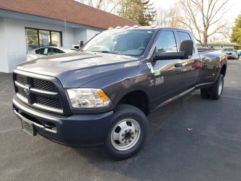 2018 RAM Ram Pickup 3500 for sale at Cedar Auto Group LLC in Akron OH