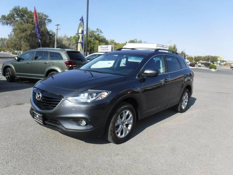 2015 Mazda CX-9 for sale at Budget Auto Sales in Carson City NV