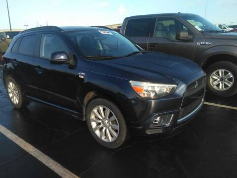 2011 Mitsubishi Outlander Sport for sale at Government Fleet Sales in Kansas City MO