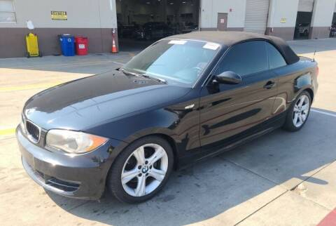 2009 BMW 1 Series for sale at SoCal Auto Auction in Ontario CA