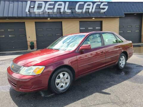 2001 Toyota Avalon for sale at I-Deal Cars in Harrisburg PA