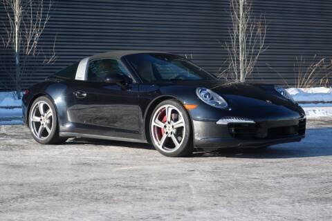 2015 Porsche 911 for sale at Sun Valley Auto Sales in Hailey ID