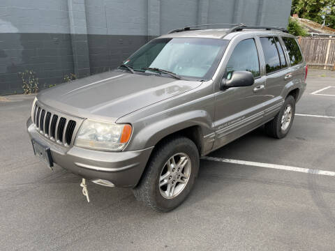1999 Jeep Grand Cherokee for sale at APX Auto Brokers in Lynnwood WA