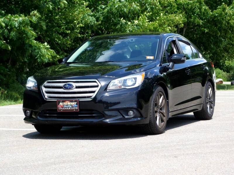 2016 Subaru Legacy for sale at Auto Mart in Derry NH