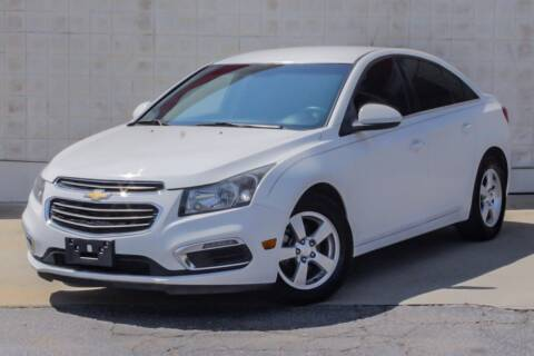 2015 Chevrolet Cruze for sale at Cannon Auto Sales in Newberry SC