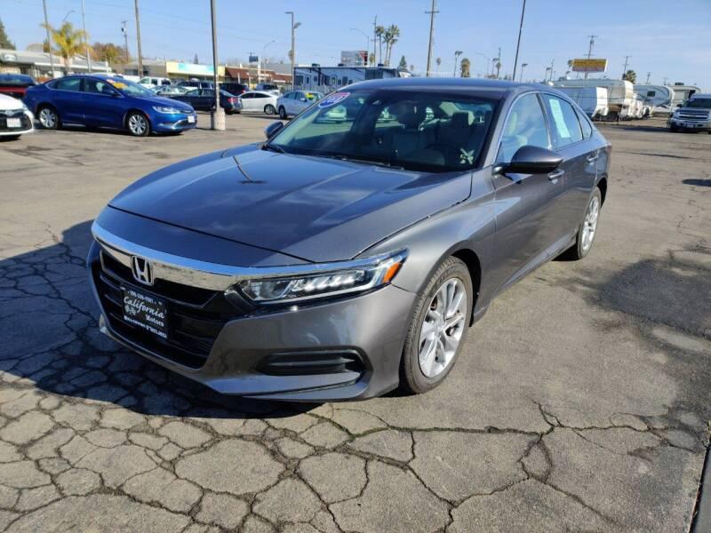 2018 Honda Accord for sale at California Motors in Lodi CA