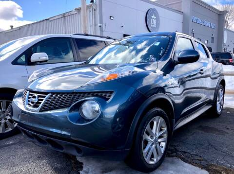 2013 Nissan JUKE for sale at Top Line Import in Haverhill MA