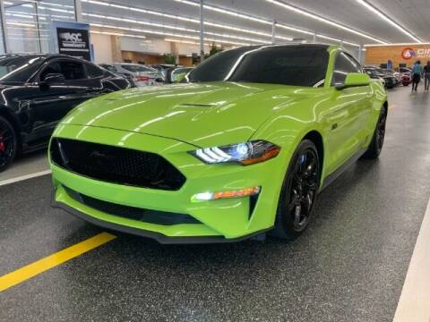 2020 Ford Mustang for sale at Dixie Imports in Fairfield OH