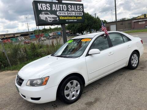 2008 Hyundai Sonata for sale at KBS Auto Sales in Cincinnati OH