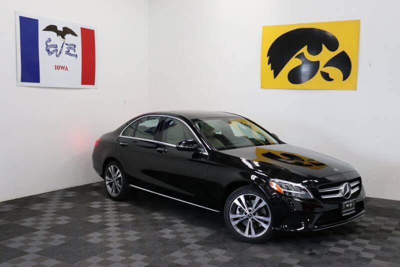 2021 Mercedes-Benz C-Class for sale in Iowa City, IA