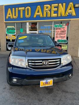 2013 Honda Pilot for sale at Auto Arena in Fairfield OH