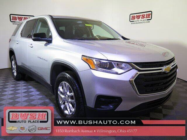 2021 Chevrolet Traverse for sale in Wilmington, OH