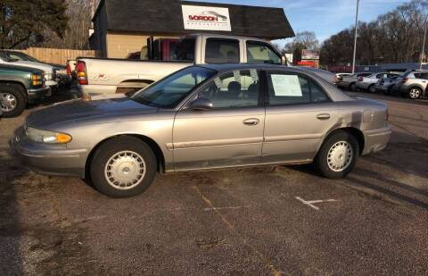 1999 Buick Century for sale at Gordon Auto Sales LLC in Sioux City IA