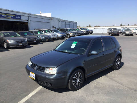 2004 Volkswagen Golf for sale at My Three Sons Auto Sales in Sacramento CA