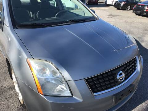 2009 Nissan Sentra for sale at Best Choice Auto Market in Swansea MA