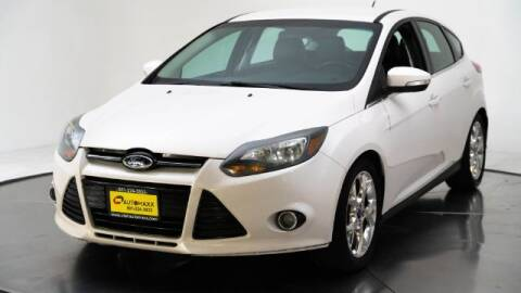 2014 Ford Focus for sale at AUTOMAXX MAIN in Orem UT