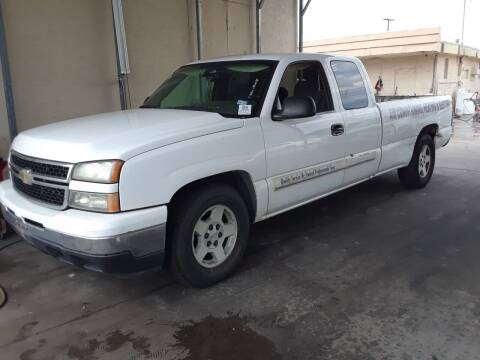2007 Chevrolet Silverado 1500 Classic for sale at Auto Haus Imports in Grand Prairie TX