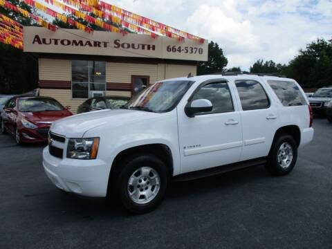 2007 Chevrolet Tahoe for sale at Automart South in Alabaster AL