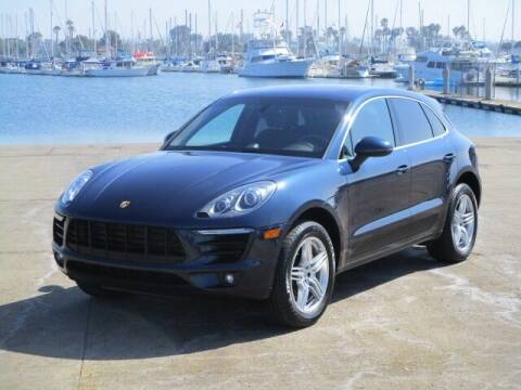 2016 Porsche Macan for sale at Convoy Motors LLC in National City CA