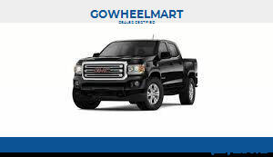 2019 GMC Canyon for sale at GOWHEELMART in Leesville LA
