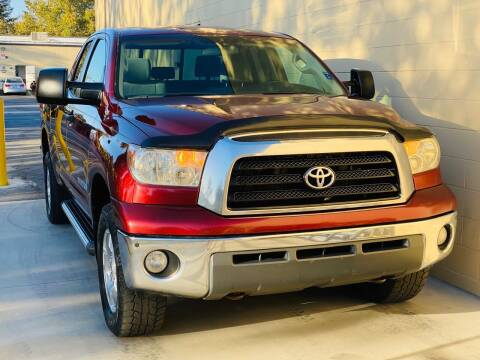 2007 Toyota Tundra for sale at Auto Zoom 916 in Rancho Cordova CA