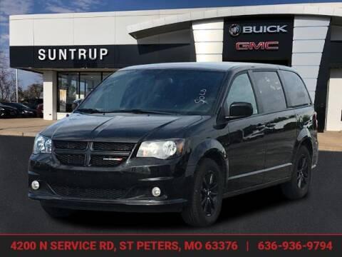 2020 Dodge Grand Caravan for sale at SUNTRUP BUICK GMC in Saint Peters MO