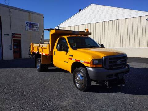 2000 Ford F-450 Super Duty for sale at J'S MAGIC MOTORS in Lebanon PA