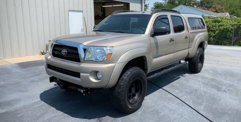 2008 Toyota Tacoma for sale at Vanns Auto Sales in Goldsboro NC