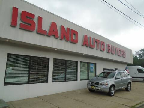 2013 Volvo XC90 for sale at Island Auto Buyers in West Babylon NY