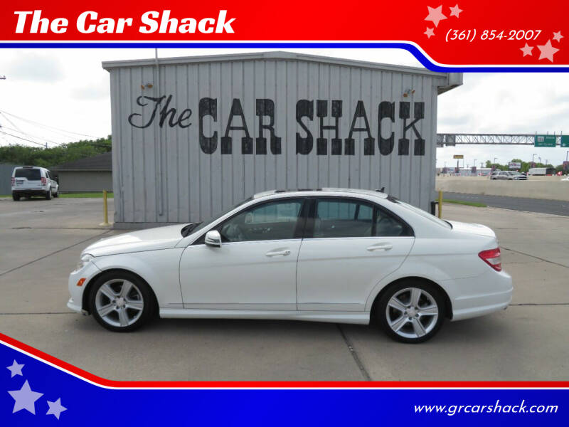 2011 Mercedes-Benz C-Class for sale at The Car Shack in Corpus Christi TX