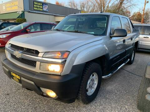 2005 Chevrolet Avalanche for sale at 51 Auto Sales in Portage WI