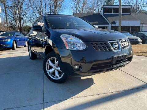 2009 Nissan Rogue for sale at Alpha Car Land LLC in Snellville GA