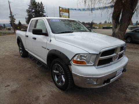 2010 Dodge Ram Pickup 1500 for sale at VALLEY MOTORS in Kalispell MT