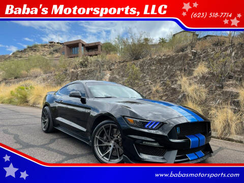 2017 Ford Mustang for sale at Baba's Motorsports, LLC in Phoenix AZ