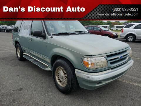 1995 Ford Explorer for sale at Dan's Discount Auto in Gaston SC