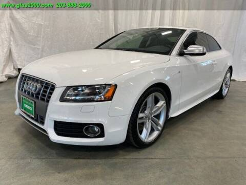 2010 Audi S5 for sale at Green Light Auto Sales LLC in Bethany CT