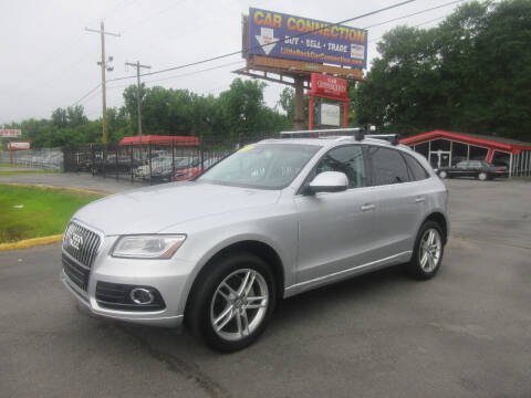 2013 Audi Q5 for sale at Car Connection in Little Rock AR