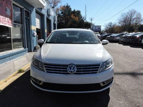 2013 Volkswagen CC for sale at Drive Auto Sales & Service, LLC. in North Charleston SC