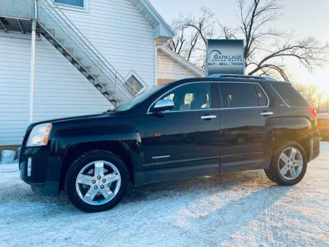 2013 GMC Terrain for sale at BARKLAGE MOTOR SALES in Eldon MO