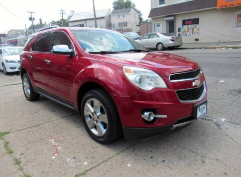 2013 Chevrolet Equinox for sale at MFG Prestige Auto Group in Paterson NJ