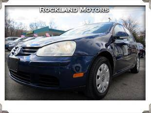 2007 Volkswagen Rabbit for sale at Rockland Automall - Rockland Motors in West Nyack NY