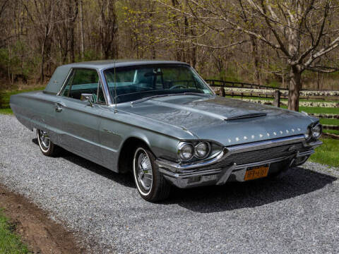 1964 Ford Thunderbird for sale at The Car Vault in Holliston MA