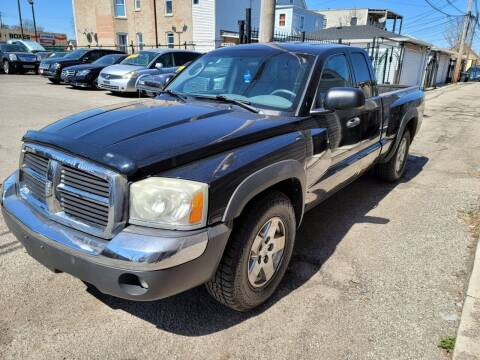 2005 Dodge Dakota for sale at Western Star Auto Sales in Chicago IL